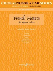 French Motets  -     Edited By: Judith Blezzard     By: Judith Blezzard