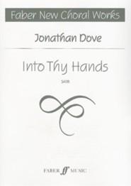 Dove's Into Thy Hands