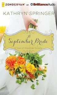 #9: A September Bride - unabridged audiobook on CD