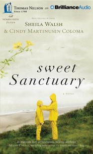 Sweet Sanctuary - unabridged audiobook on CD