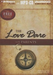 The Love Dare for Parents Unabridged Audiobook on MP3