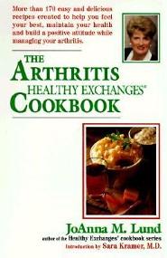 The Arthritis Healthy Exchanges Cookbook