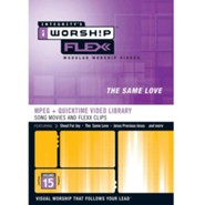 iWorship Flexx 15: MPEG/Quicktime Video Library   -