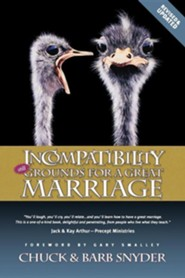 Incompatibility: Still Grounds for a Great Marriage