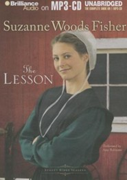 #3: The Lesson: A Novel Unabridged Audiobook on MP3  -     Narrated By: Amy Rubinate     By: Suzanne Woods Fisher