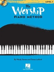 The Worship Piano Method-Level 1 (Piano Instruction)