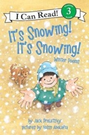 It's Snowing! It's Snowing!: Winter Poems  -              By: Jack Prelutsky                   Illustrated By: Yossi Abolafia