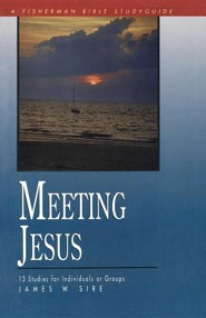 Meeting Jesus, Fisherman Bible Study Guides