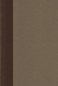 ESV Reader's Bible , Cloth Hardcover