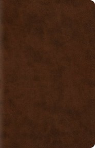 ESV Wide Margin Reference Bible (TruTone, Brown), Imitation Leather - Imperfectly Imprinted Bibles