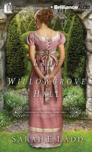 #3: A Lady at Willowgrove Hall - unabridged audiobook on CD