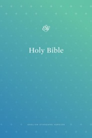 ESV Outreach Bible, Softcover, Blue