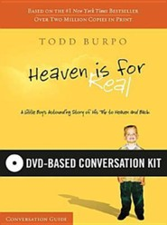 Heaven Is For Real DVD-Based Conversation Kit  - Slightly Imperfect  -