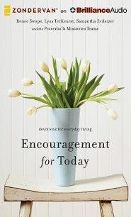 Encouragement For Today:Devotions for Everyday Living - unabridged audiobook on MP3-CD