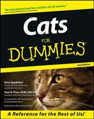Cats for Dummies, Edition 0002
