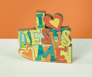 First Communion Wood Word