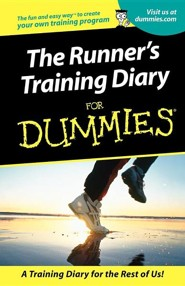 Runners Training Diary for Dummies