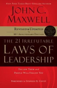 21 Irrefutable Laws of Leadership, The: Follow Them and People Will Follow You - unabridged audiobook on CD