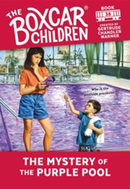The Mystery of the Purple Pool  -     By: Gertrude Chandler Warner