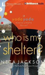#4: Who Is My Shelter? - unabridged audiobook on MP3-CD