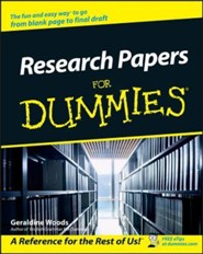 Research Papers for Dummies  -     By: Geraldine Woods