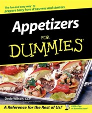 Appetizers for Dummies  -     By: Dede Wilson