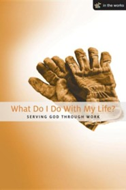 What Do I Do with My Life?: Serving God Through Work