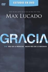 Gracia DVD Guia Del Lider Y Participante: Grace DVD Study Kit