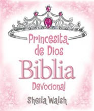 Princesita de dios Biblia Devocional: God's Little Princess Devotional Bible