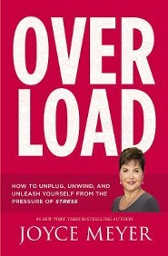 Overload: How To Unplug, Unwind, And Unleash Yourself From The Pressure of Stress, Large Print