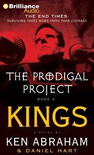 #4: The Prodigal Project: Kings - unabridged audiobook on MP3-CD