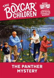 The Panther Mystery  -              By: Gertrude Chandler Warner                   Illustrated By: Charles Tang