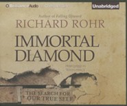 Immortal Diamond: The Search for Our True Self - unabridged audiobook on CD