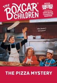 The Pizza Mystery  -     By: Gertrude Chandler Warner     Illustrated By: Charles Tang