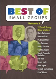 The Best of Small Groups, Volume 2 - 2 DVDs    -