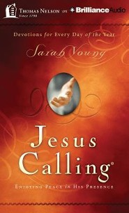 Jesus Calling: Enjoying Peace in His Presence - unabridged audiobook on MP3-CD  -     By: Sarah Young