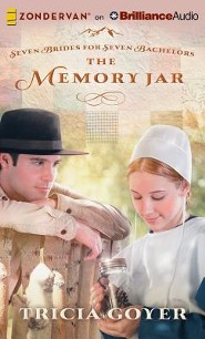 #1: Memory Jar - unabridged audiobook on MP3-CD