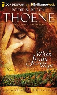 #1: When Jesus Wept - unabridged audiobook on MP3-CD
