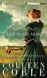 #2: Safe in His Arms - unabridged audiobook on MP3-CD