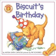 Biscuit's Birthday  -     By: Alyssa Satin Capucilli     Illustrated By: Pat Schories