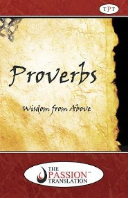 Proverbs: Wisdom from Above, Softcover  -     By: Brian Simmons
