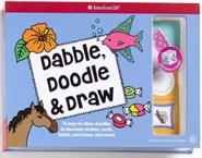 Dabble, Doodle & Draw  -     By: Kristi Thorn