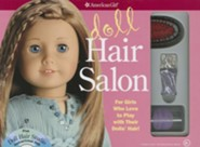 Doll Hair Salon [With Spray Bottle and DVD and Hair Brush and Pick]  -     Edited By: Trula Magruder     By: Trula Magruder(ED.)