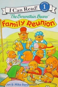 The Berenstain Bears' Family Reunion  -     By: Stan Berenstain, Jan Berenstain, Mike Berenstain