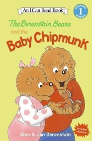 The Berenstain Bears and the Baby Chipmunk  -              By: Stan Berenstain, Jan Berenstain & Stan Berenstain(ILLUS)