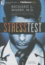 Stress Test - unabridged audiobook on MP3-CD