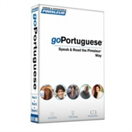 goPortuguese (Brazilian): Speak and Read the goPimsleur Way