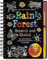 Scratch & Sketch Rain Forest