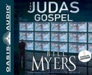 The Judas Gospel: A Novel Unabridged Audiobook on CD  -     By: Bill Myers
