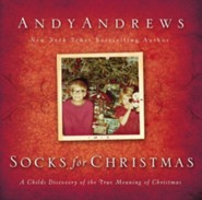 Socks for Christmas [With CD]
